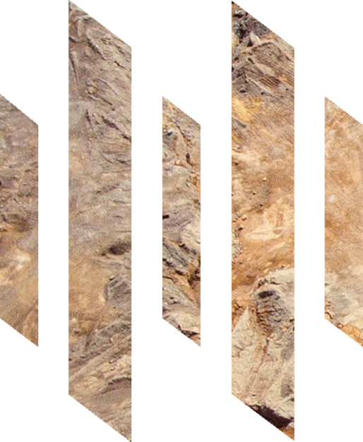 pike icon with desert clipping mask